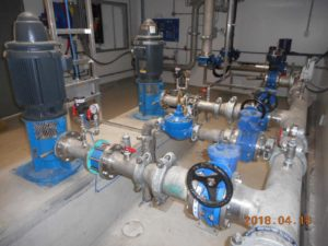 Gentech Engineering Inc - Sunnybrae Water Treatment