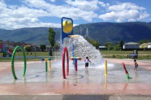 Blackburn Park Water Spray Park